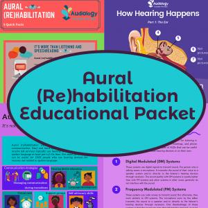 Aural (Re)habilitation Educational Packet