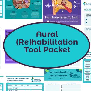 Aural (Re)habilitation Tool Packet