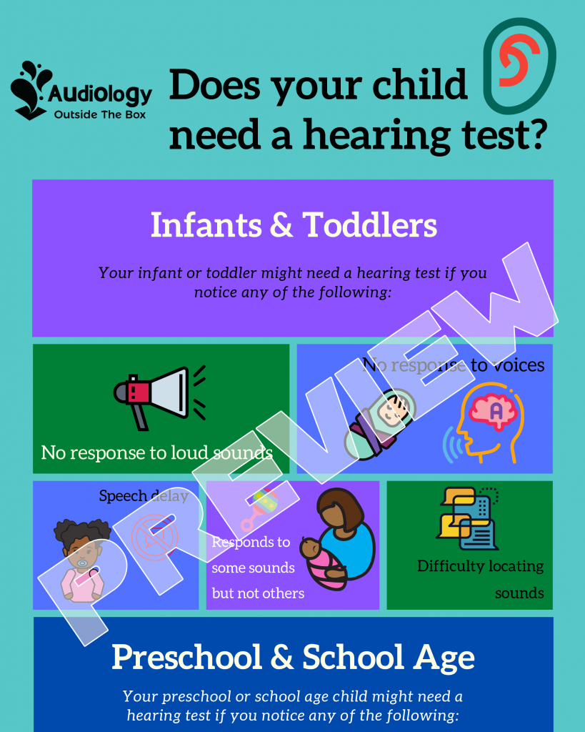 Does Your Child Need a Hearing Test?