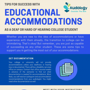 Tips for Success with Educational Accommodations