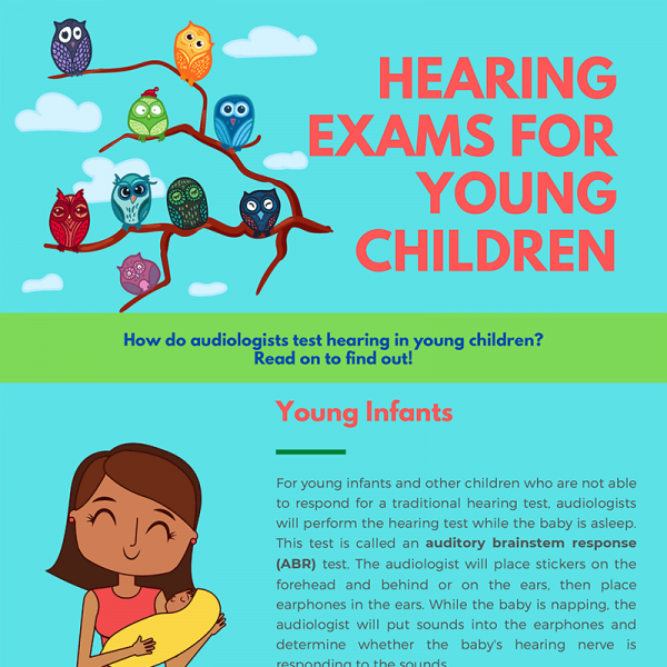 Hearing Tests for Young Children