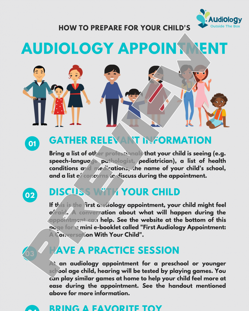 How to Prepare for Your Child's Audiology Appointment