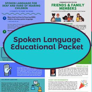Spoken Language Educational Packet