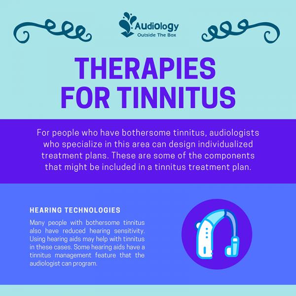Therapies for Tinnitus