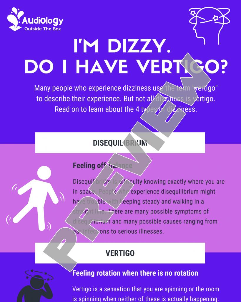 Types of Dizziness