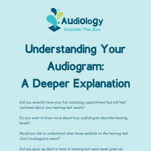 Mini eBooklet: Understanding Your Audiogram: A Deeper Explanation