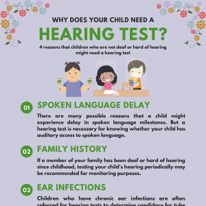 Why Does Your Child Need a Hearing Test?