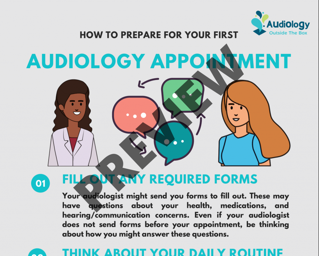 How to Prepare for Your First Audiology Appointment Preview